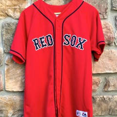 boston red sox Dice K Youth XL Jersey