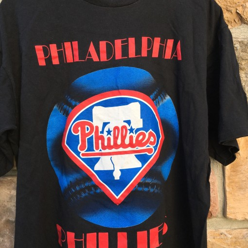 90's Philly Starter MLB Shirt