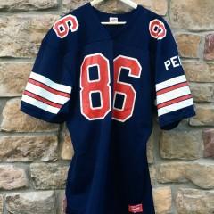 Vintage Penn footbal jersey