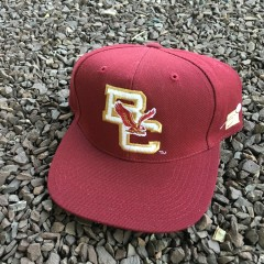 Vintage Boston College sports specialties ncaa snapback hat