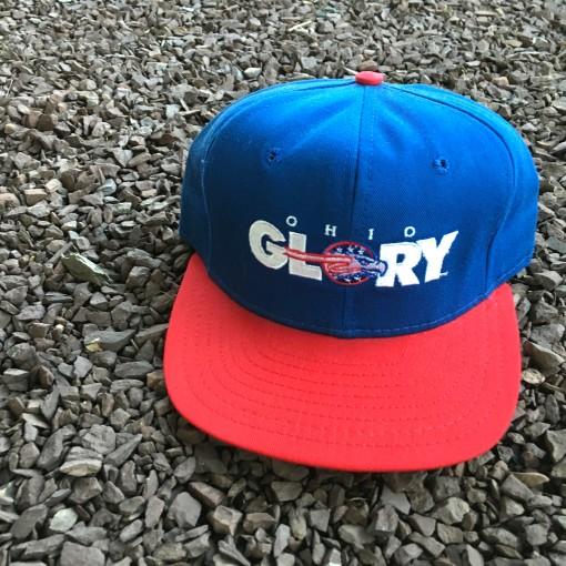 vintage Ohio Glory WLAF Snapback hat