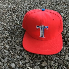 Vintage Tulsa Drillers New Era Snapback Hat