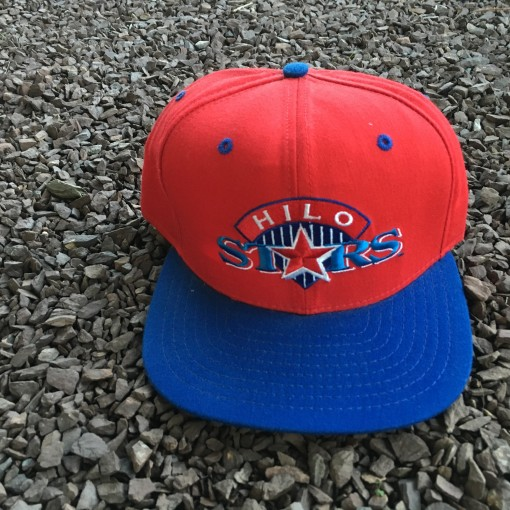 1993 Hilo Stars New Era Snapback hat