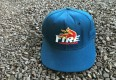 Vintage Birmingham Fire WLAF Snapback hat