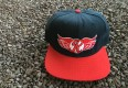Vintage Rochester Redwings Minor League Snapback