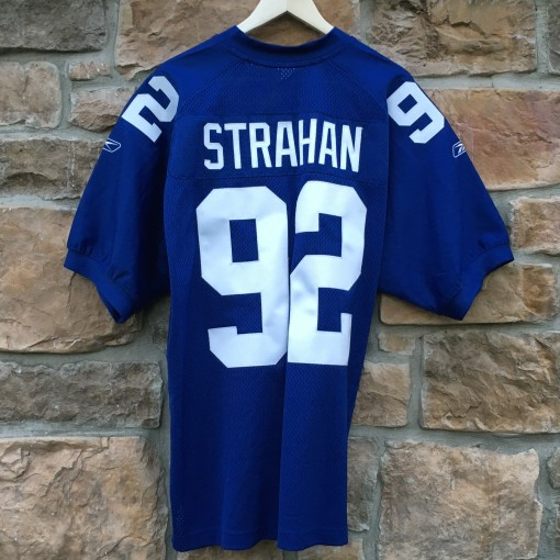 Michael Strahan New York Giants NFL jersey