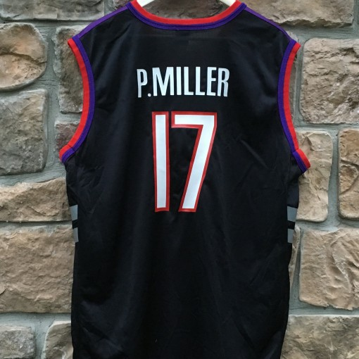 P. Miller Toronto Raptors Champion NBA Jersey