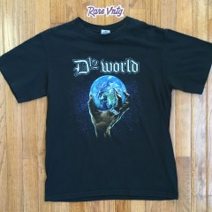 vintage D12 World Hip Hop Concert Shirt