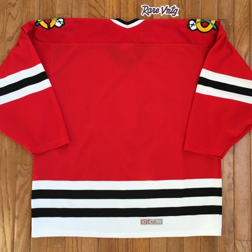 90's CCM Chicago Blackhawks jersey