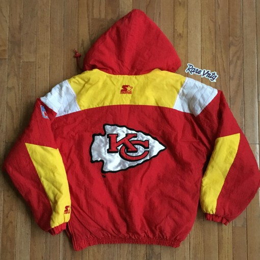 Vintage 90's Kansas City Chiefs Starter Jacket