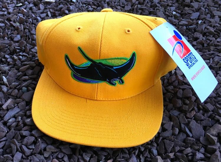 847d947bb3f Vintage Tampa Bay Devil Rays Sports Specialties MLB Snapback hat