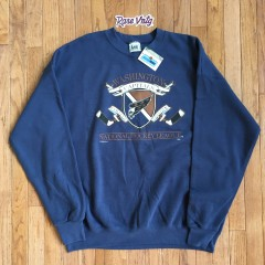 vintage 90's Washington Capitals NHL Crewneck Sweatshirt