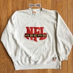 Vintage San Francisco 49ers 90's NFL Crewneck Sweatshirt
