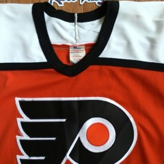 authentic orange flyers jersey