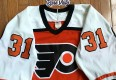 vintage Philadelphia Flyers authentic jersey