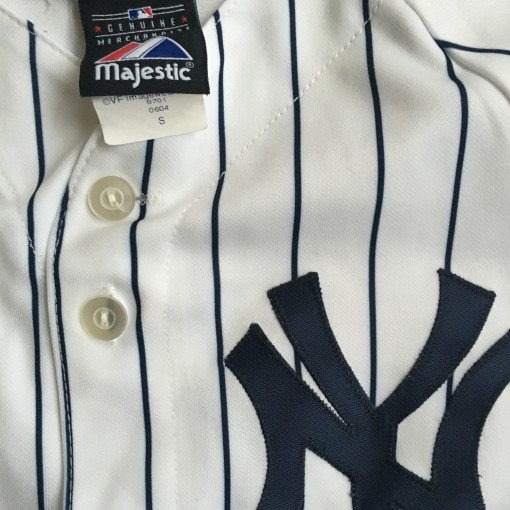vintage New York Yankees Jeter kids jersey