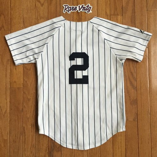 Youth Small NY Yankees Derek Jeter jersey