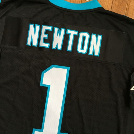 Cam Newtown Authentic jersey