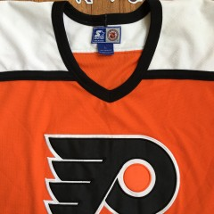 Vintage 90's Philadelphia Flyers Starter Jersey