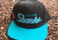 Vintage San Jose Sharks Sports Specialties fitted hat