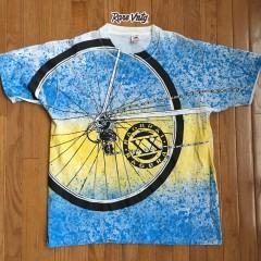 vintage 1992 Ragbrai XX Biking t shirt