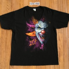 Vintage 90's Insane Clown Posse ICP T shirt
