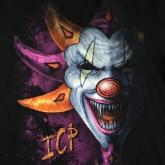 ICP Insane clown posse t shirt
