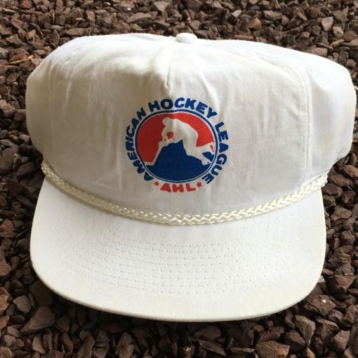 Vintage 80's AHL Snapback hat