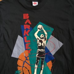 Vintage Deadstock early  90's Charles Barkley Nike T shirt