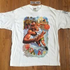 Vintage 90's Nike Tim Hardaway T Shirt