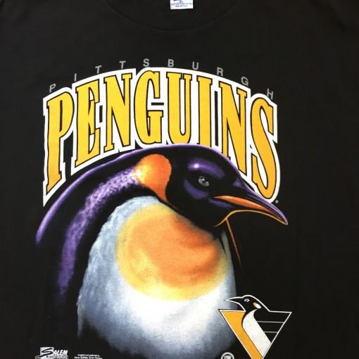 Vintage Salem Sportswear Pittsburgh Penguins NHL T shirt