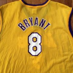 Kobe Bryant Champion NBA Jersey