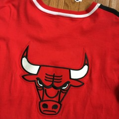 Chicago Bulls vintage shooting shirt