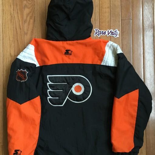 Vintage 90's Philadelphia Flyers Starter Pullover jacket