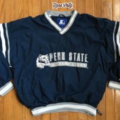 Vintage 90's Starter Penn State Nittany Lions Windbreaker jacket