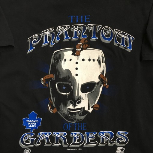 The phantom of the gardens vintage Toronto Maple leafs NHL t shirt