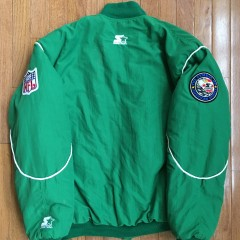 Eagles Starter bomber jacket