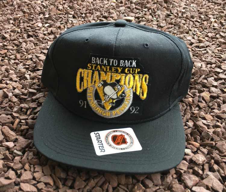 1991 92 Pittsburgh Penguins Back To Back Stanley Cup