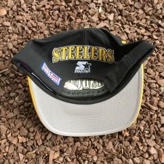 Vintage Pittsburgh Steelers Starter 90's hat