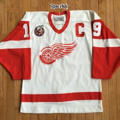 vintage 1993 Authentic Detroit Redwings NHL jersey