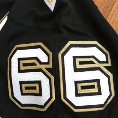 Mario Lemieux Pittsburgh Penguins Jersey