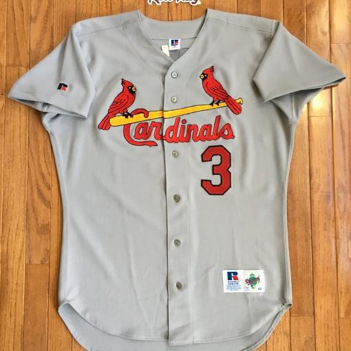 Vintage 90's Brain Jordan St. Louis Cardinals Jersey