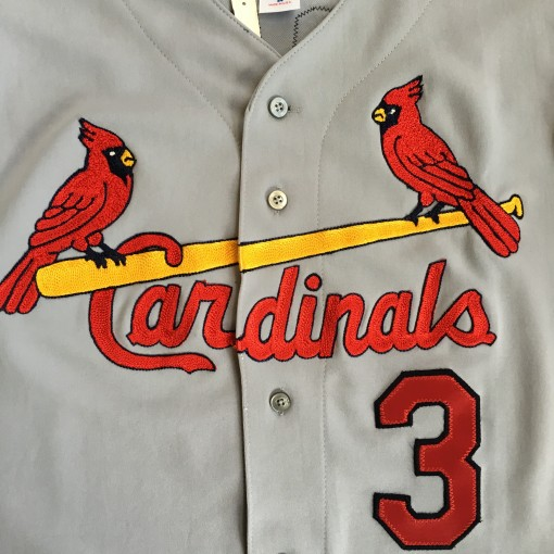 Vintage 90's Authentic St. Louis Cardinals jersey