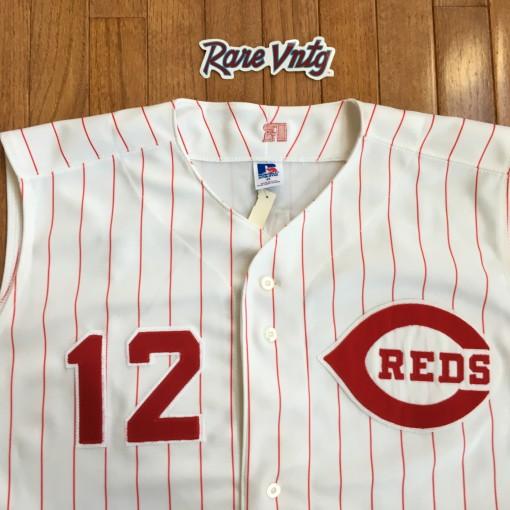 Vintage Cincinnati Reds Russell mlb jersey
