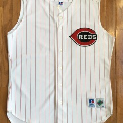 Cincinnati Reds authentic vest jersey