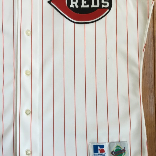 Authentic reds vest jersey
