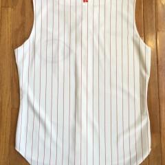 Blank authentic Cincinnati Reds jersey