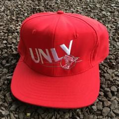 Vintage UNLV Rebals NCAA Snapback hat