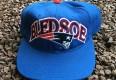 Vintage Drew Bledsoe Starter Patriots Snapback hat
