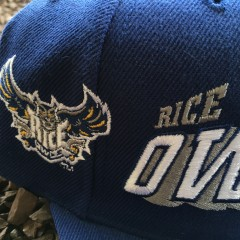 Rice Owls vintage hat